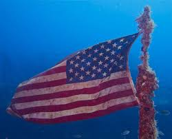 Flags Of Florida The Grand Dame Of Florida Wreck Diving Uss Spiegel Grove Scuba
