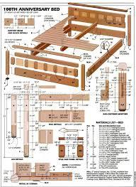 Bedroom Plans Bedroom Furniture Plans U2022 Woodarchivist