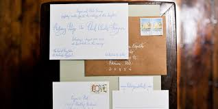 wedding invitations return address wedding invitations really should be addressed by here s