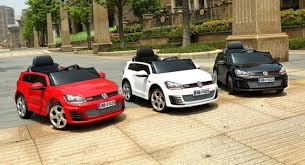 volkswagen mini teach your kids to manage expectations with this volkswagen gti mini car