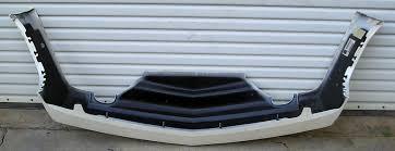 cadillac cts bumper 2004 2007 cadillac cts sedan w 3 6l engine w o custom bumper w