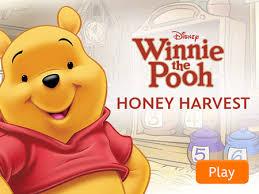 winnie pooh honey harvest disney lol