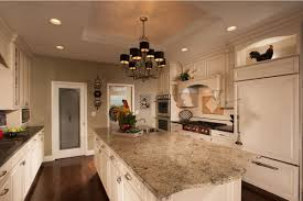 French Kitchen Island Marble Top French Country Kitchens White Color Farmhouse Kitchen Sink White