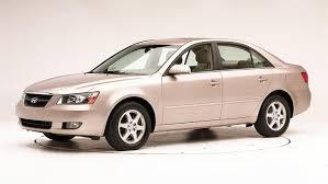 2006 hyundai sonata airbag recall hyundai sonata