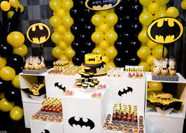 batman baby shower decorations prom party archives party themes inspiration