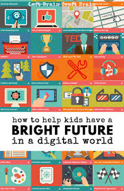 help kids have a bright future in a digital world with my future