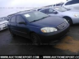 2003 used toyota corolla toyota corolla 2003 cars usa prices