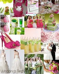 158 best pink u0026 green wedding inspiration images on pinterest
