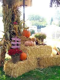 fall decorations for outside fall yard decor outside decorations for home design best 25 ideas