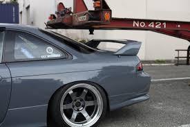 nissan 240sx s14 jdm s14 silvia nissan s14 silvia jdm kouki style rear spoiler