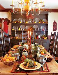 picks thanksgiving table settings
