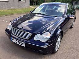 automatic 2002 mercedes benz c240 elegance 1 previous lady owner
