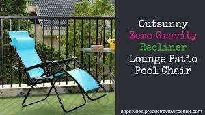 outsunny patio furniture reviews in 2018