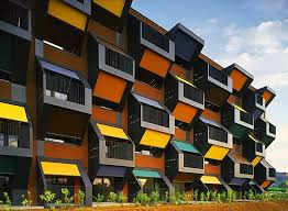 Contemporary Housing Residential Buildings Earchitect - Apartment complex designs