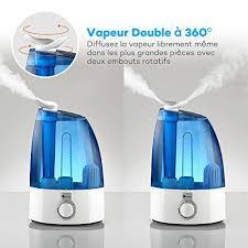 humidificateur d air chambre bébé humidificateur à vapeur froide comment acheter les meilleurs