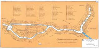 chicago map meme the past and future of the chicago sanitary and ship canal huffpost