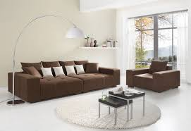 Couch Ideas by Pin It Chocolate Brown Sofa Light Pillows Bhg Living Room Brown