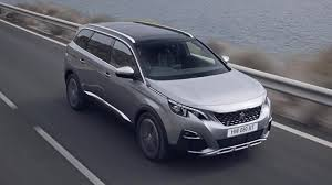 peugeot mpv 2017 new peugeot 5008 gt line hd car wallpapers free download