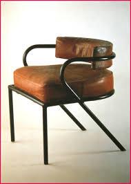 fauteuil bureau industriel chaise de bureau industriel 227959 mobilier tubulaire 1928 rené