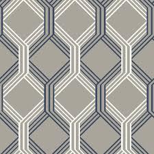 a street linkage grey trellis wallpaper 2697 78054 the home depot