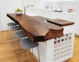 comptoir cuisine bois 10 idées de comptoir en bois des idées