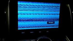 captiva ltz 2 2d 2012 ekran nawigacji navi system after repair in