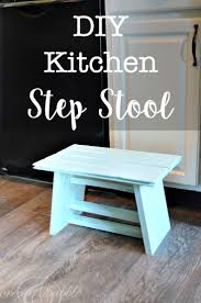 how to make an island for your kitchen best 25 kitchen step stool ideas on pinterest yellow tabourets