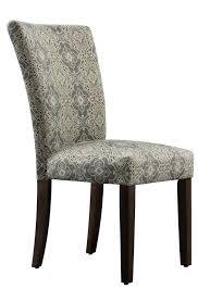 damask chair sture damask print parson chair reviews joss