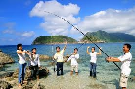 fishing in phu quoc island phuquocnationalpark