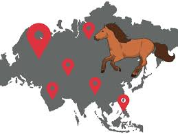 Wild Horses In America Map by How To Find Wild Horses 11 Steps With Pictures Wikihow