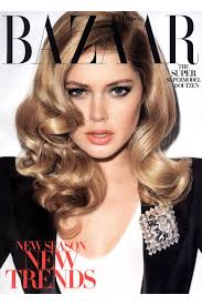 hairstyle magazine photo galleries 180 best bazaar covers images on pinterest supermodels