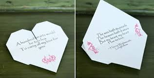 how to make origami heart love notes step by step folding