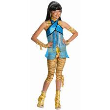 monster high cleo de nile child costume buycostumes com