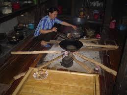 cuisine au feu de bois la cuisine au feu de bois photo de week end au lac ba bê