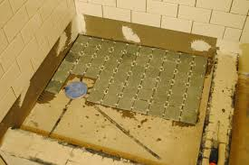 Tiling The Bathroom Floor - the little dog blog bathroom remodel part 4 tiling the floor