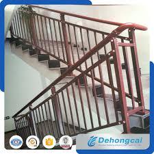 china multifunction residential modern wrought iron railings