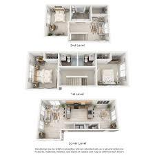The Villages Floor Plans The Villages At Town Creek Pendleton Sc Apartment Finder