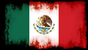 mexican flag with burned edges public domain photos
