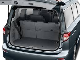 Image 2016 Nissan Quest 4 Door Platinum Trunk Size 1024 X 768