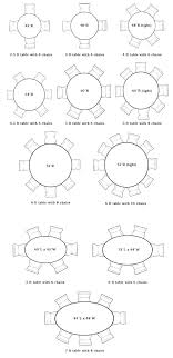 8 person table dimensions 8 person dining table size round table size for chairs person