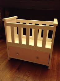 Free Wooden Cradle Plans by Fork Work January 2015