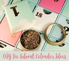 where to buy a calendar diy tea advent calendar where to get tea sles in canada