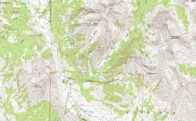 Map Of Colorado 14ers by Gothic Area Backcountry Skiing Options U2013 Brittany U0027s Blog