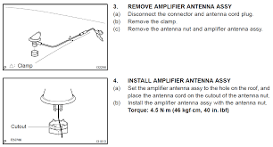 2004 toyota corolla antenna replacement 2005 corolla antenna base replacement toyota nation forum