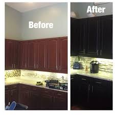 Lacquer Kitchen Cabinets by 40 Best Cabinet Painting And Refinishing Images On Pinterest