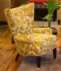 Small Wing Chairs Design Ideas Amusing Small Wingback Chair Slipcover Pictures Decoration