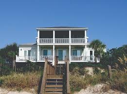edisto island vacation rentals sc beach music beach front kapp