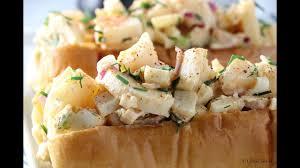 Recipe Lobster Roll by Vegan Lobster Roll Recipe Youtube