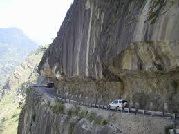 9 most thrilling and dangerous roads in india