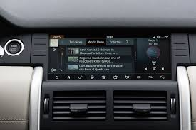 land rover discovery sport 2017 2017 land rover discovery sport updated with connectivity new